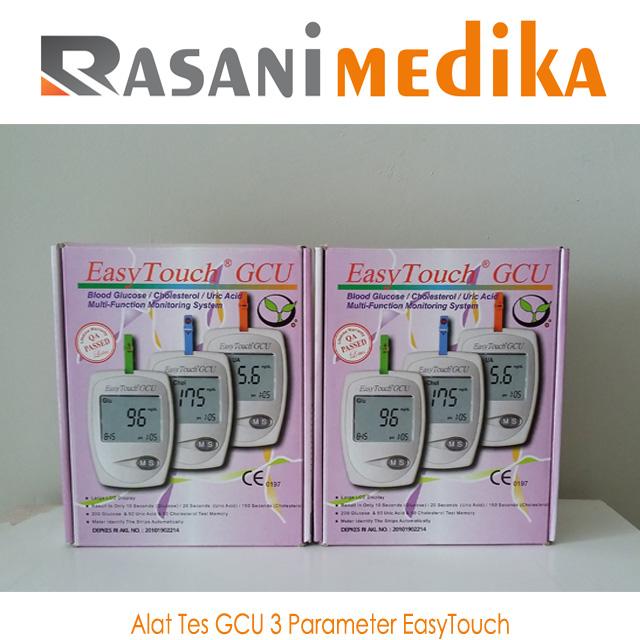 Alat Tes GCU 3 Parameter EasyTouch