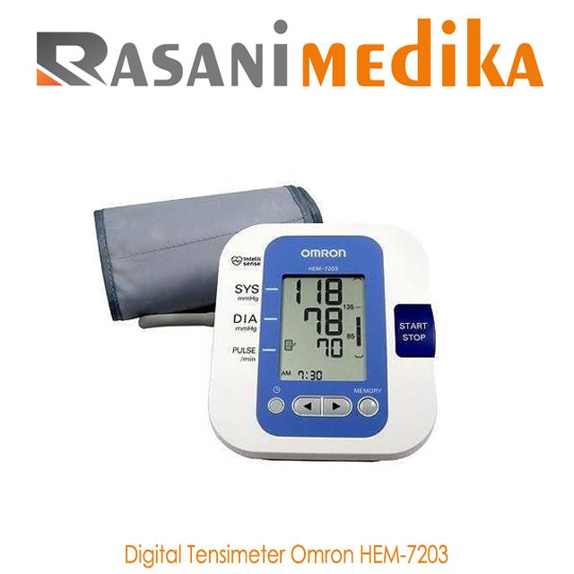 Digital Tensimeter Omron HEM-7203