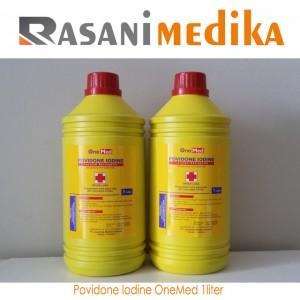 AntiSeptik Povidone Iodine OneMed 1liter