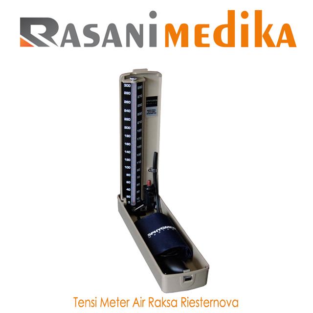 Tensi Meter Air Raksa Riesternova