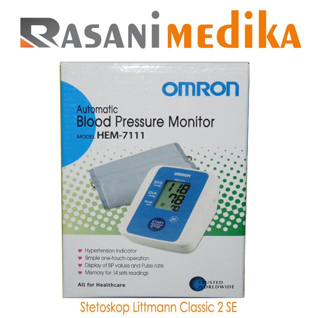 Tensi Meter Digilal Omron Hem-7111