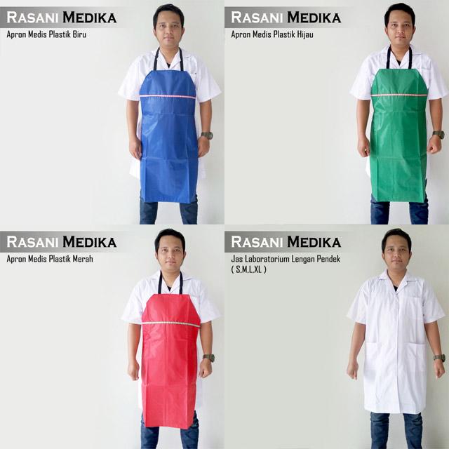 seragam medis apron
