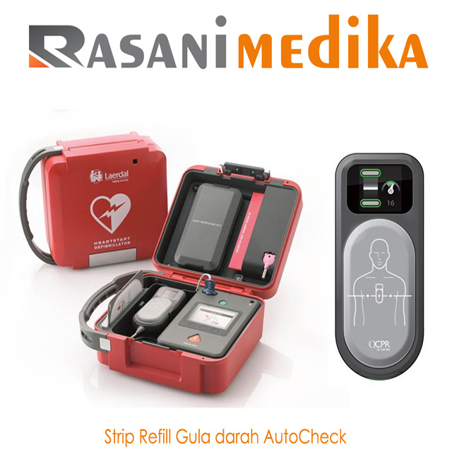 AED Defibrillator HeartStart FR3Philips
