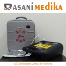 AED Defibrillator Metsis LIfe Point Pro
