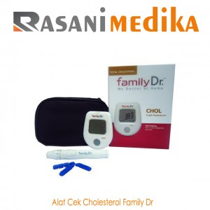 Alat Cek Cholesterol Family Dr