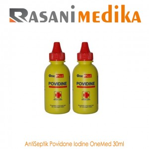 AntiSeptik Povidone Iodine OneMed 30ml