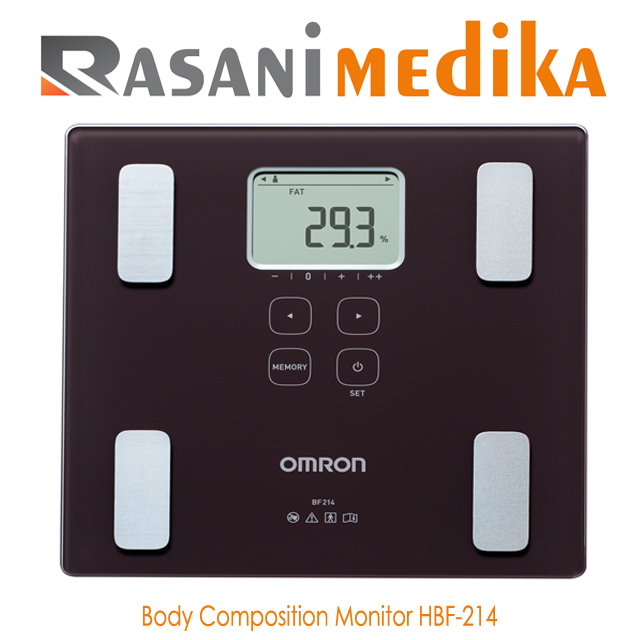 Body Composition Monitor HBF-214