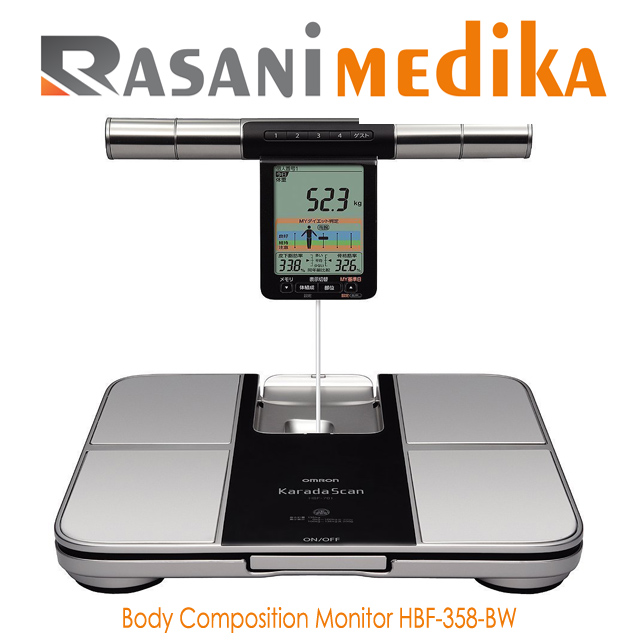 Body Composition Monitor HBF-358-BW