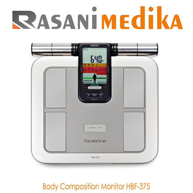 Body Composition Monitor HBF-375