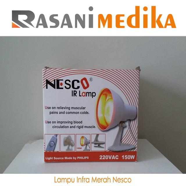 Lampu Infrared Terapi Kesehatan Nesco