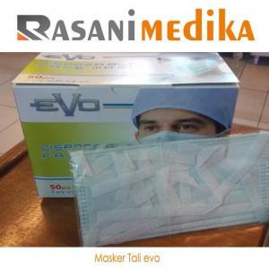 Masker Tali 3ply EVO