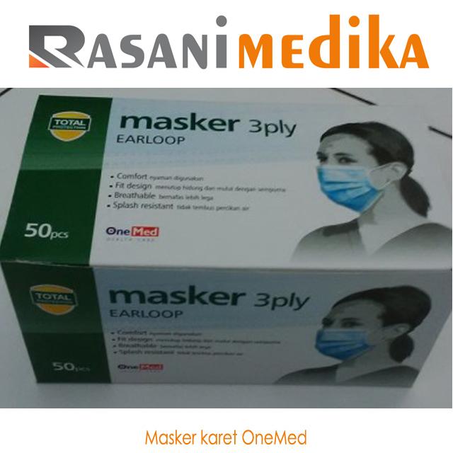 Masker karet OneMed