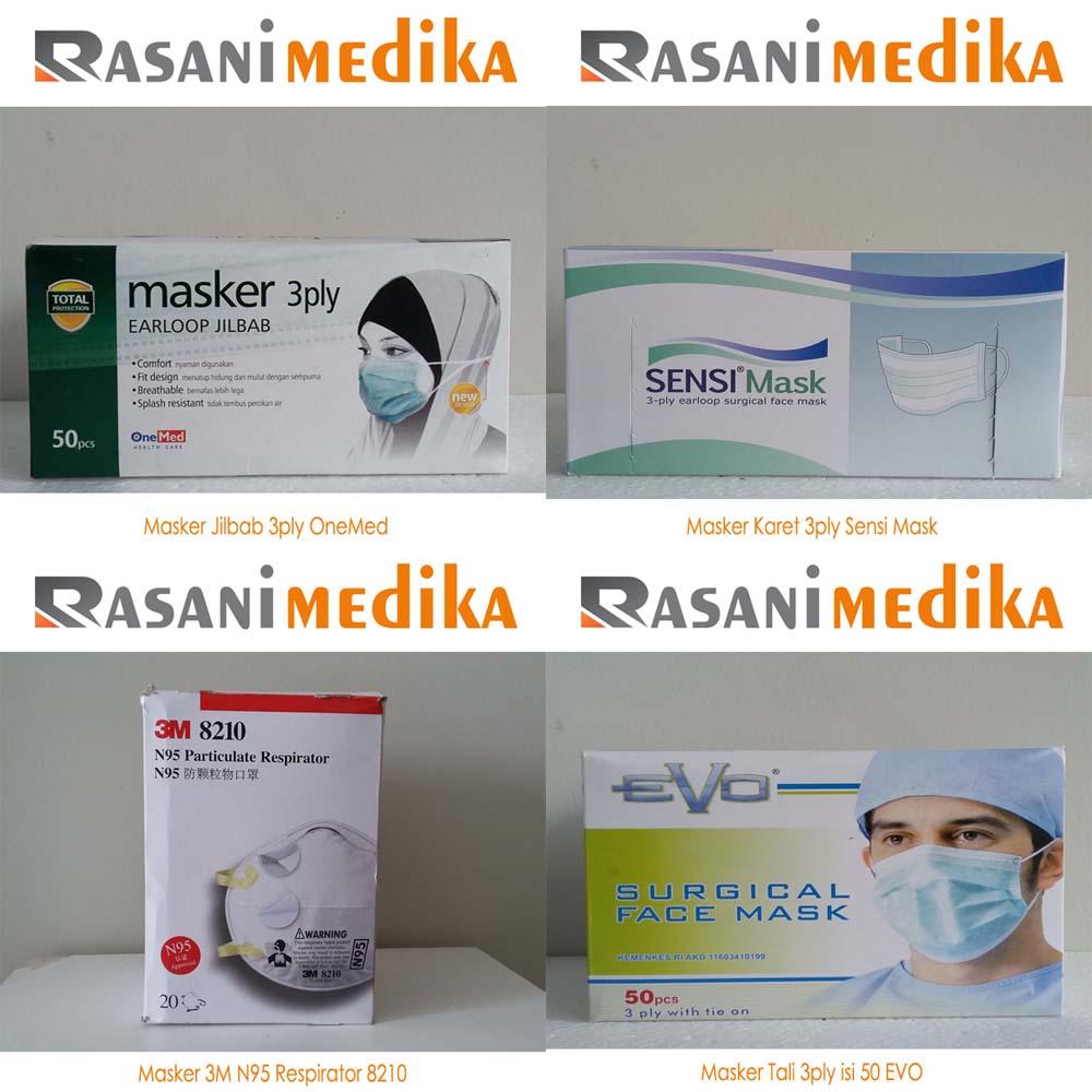 Produk masker medis