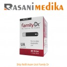 Strip Refill Asam Urat Family Dr