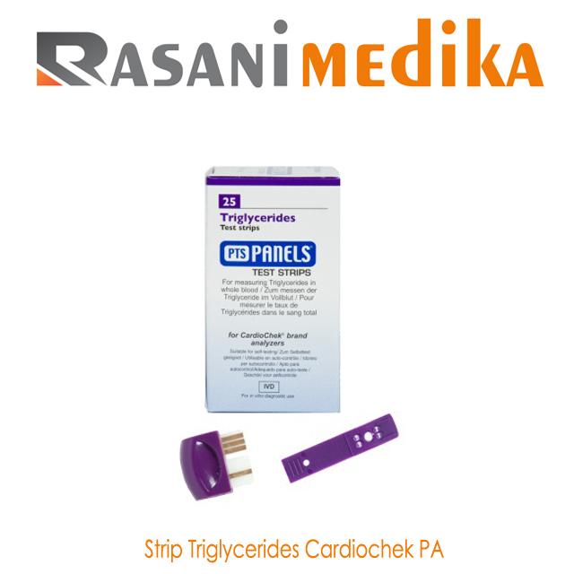 Strip Triglycerides Cardiochek PA
