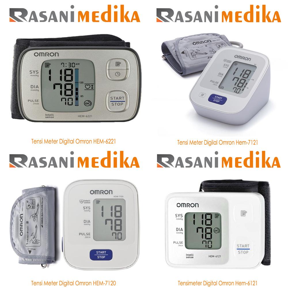 Produk Lengkap Tensimeter Omron Rasani Medika Jpn1 Blood Pressure Monitor Tensi Meter Digilal