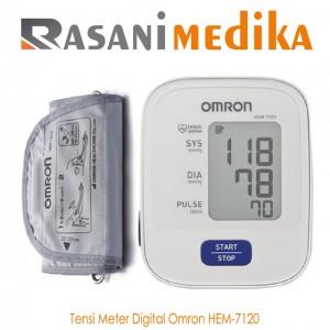 Tensi Meter Digital Omron HEM-7120