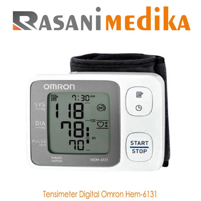 Tensimeter Digital Omron Hem-6131