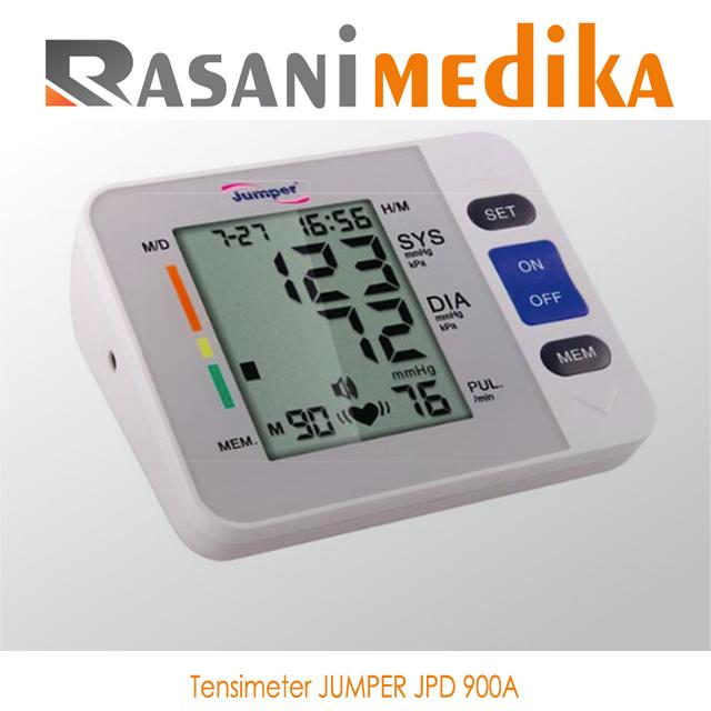 Alat uku tekanan darah merk jumper tipe JPD 900A
