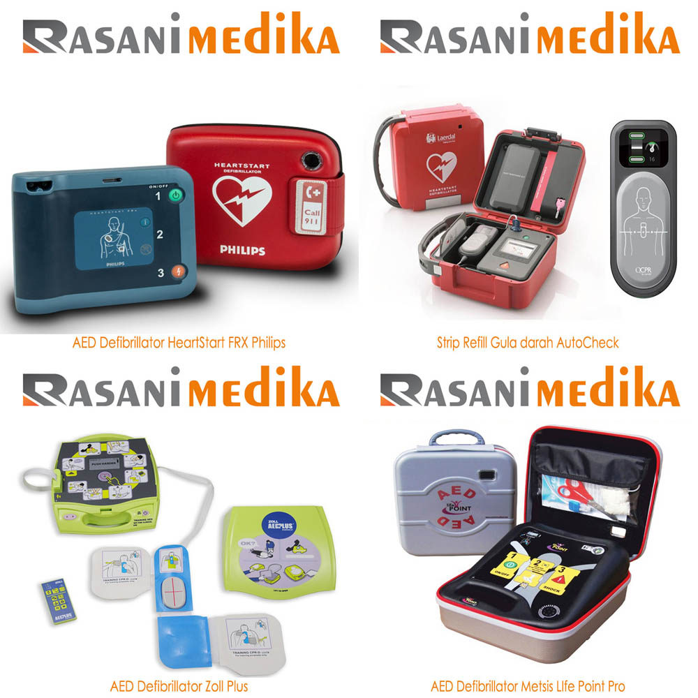 Gambar AED
