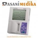 Fukuda Deshi ECG 3 Channel FCP-7101