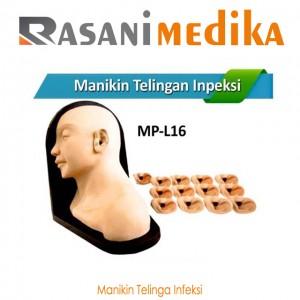 Manikin Telinga Infeksi