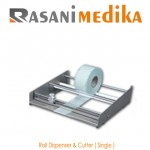 Roll Dispenser & Cutter ( Single )
