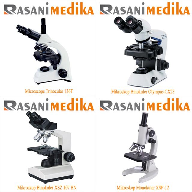 Daftar Harga Mikroskop Murah