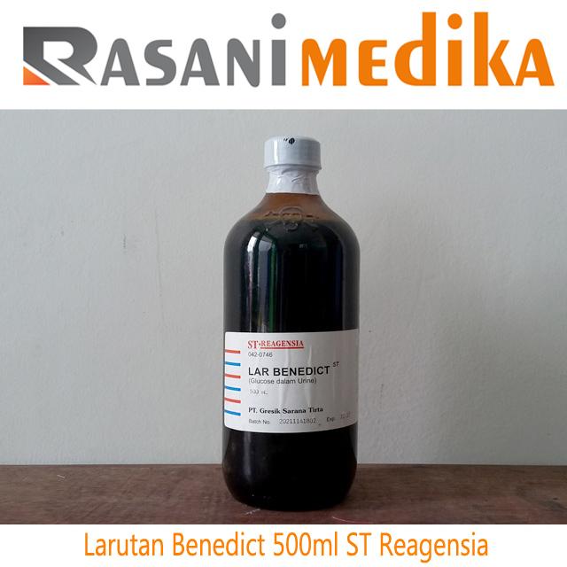 Larutan Benedict 500ml ST Reagensia