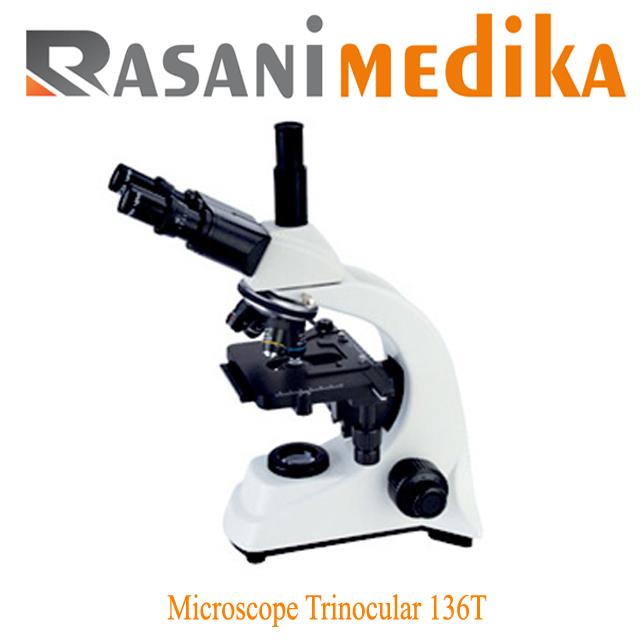 Mikroskop Trinocular 136T