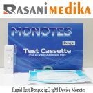 Rapid Test Dengue igG igM Device Monotes
