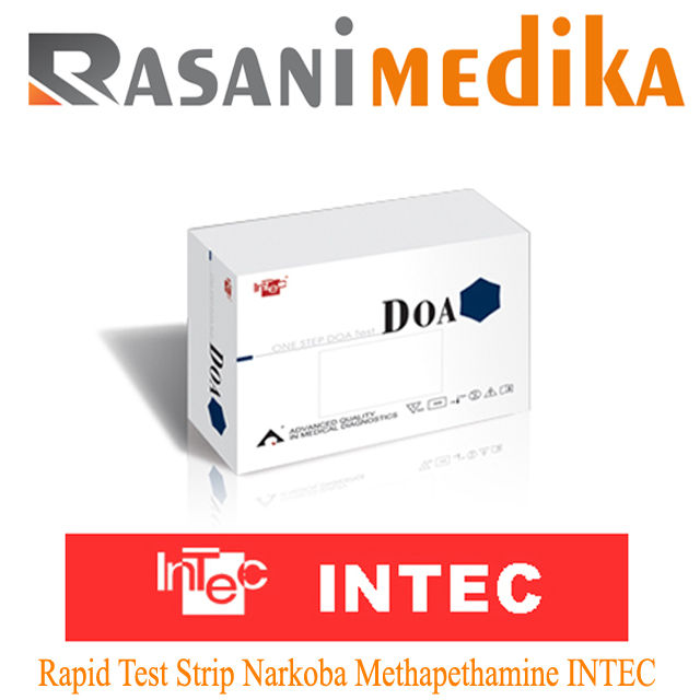 Rapid Test Strip Narkoba Methapethamine INTEC