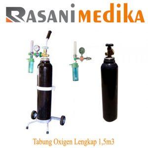 Oxigen Lengkap 1,5m3