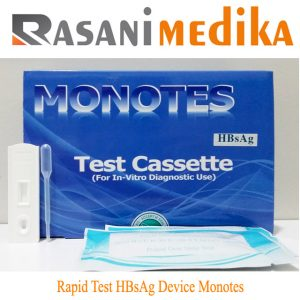 Rapid Test HBsAg Device Monotes