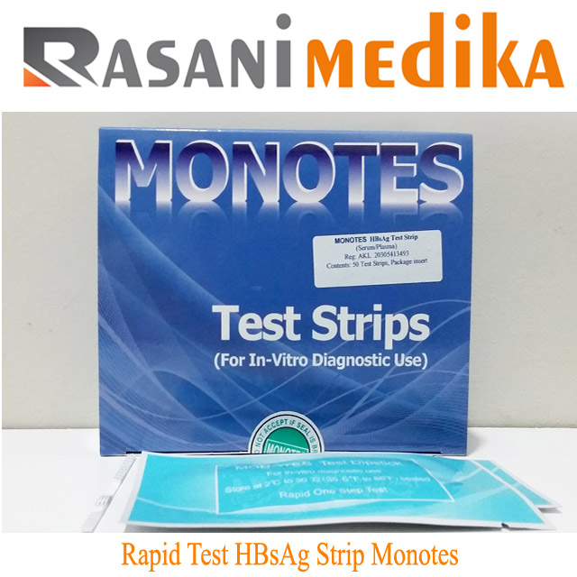 Rapid Test HBsAg Strip Monotes
