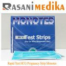 Rapid Test HCG Pregnancy Strip Monotes