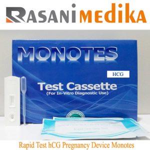Rapid Test hCG Pregnancy Device Monotes