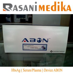 Rapid Test HbsAg ( Serum/Plasma ) Device ABON