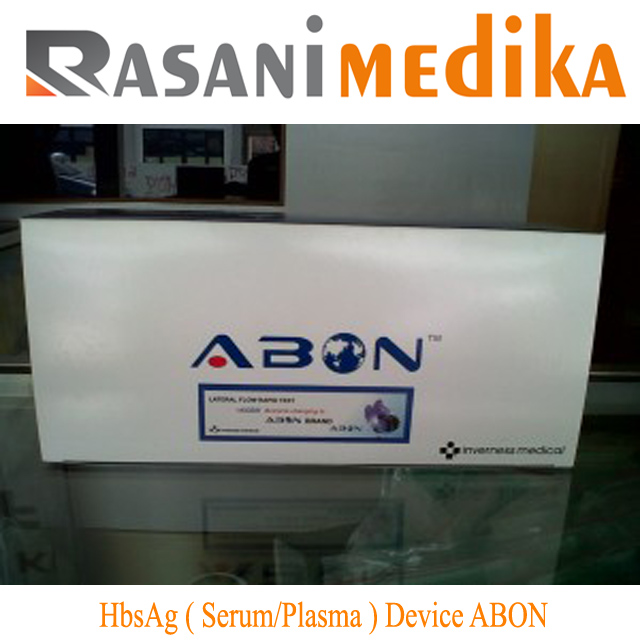 HbsAg ( Hepatitis B Surface Antigen ) Device ABON
