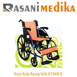 Kursi Roda Racing Sella KY869LB