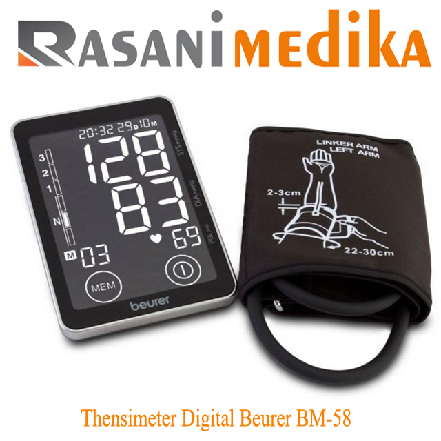 Thensimeter Digital Beurer BM-58