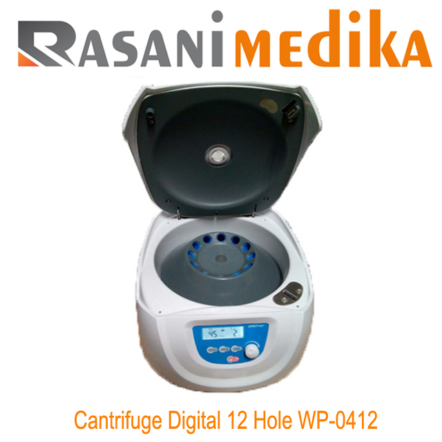 Cantrifuge Digital 12 Hole WP-0412
