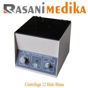 Centrifuge Manual 12 Hole x 15ml