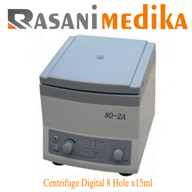Centrifuge Digital 8 Hole x15ml