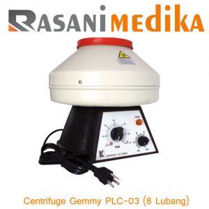 Centrifuge Gemmy PLC-03 (8 Lubang)