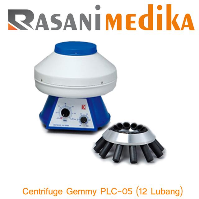 Centrifuge Gemmy PLC-05 (12 Lubang)