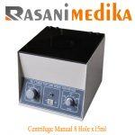 Centrifuge Manual 8 Hole x15ml
