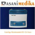 Centrifuge Microhematokrit HC-12A Nesco