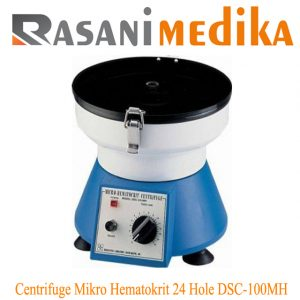 Centrifuge Mikro Hematokrit 24 Hole DSC-100MH