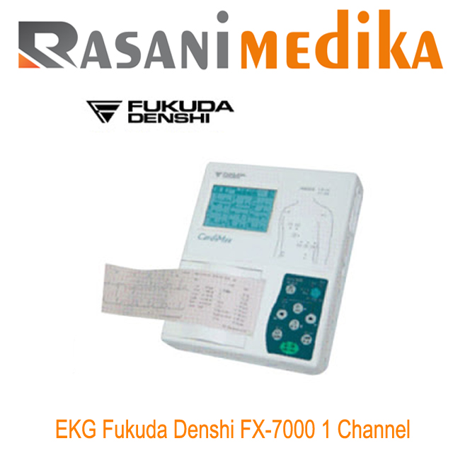EKM Fukuda Denshi FX-7000 1 Channel